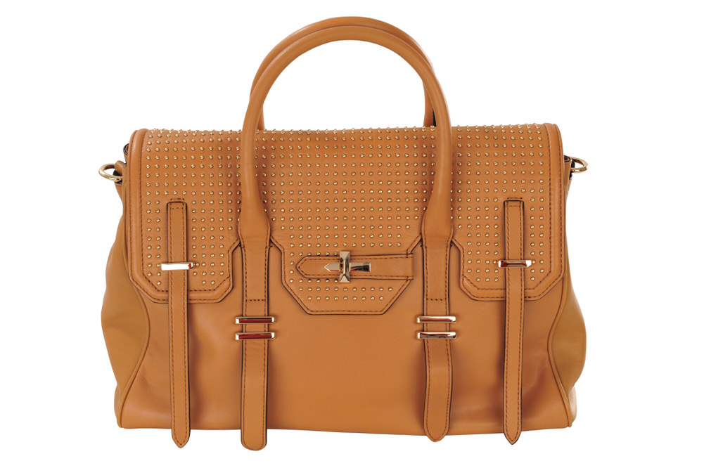 rebecca minkoff tasche handtasche kalbsleder hellbraun ebay. Black Bedroom Furniture Sets. Home Design Ideas