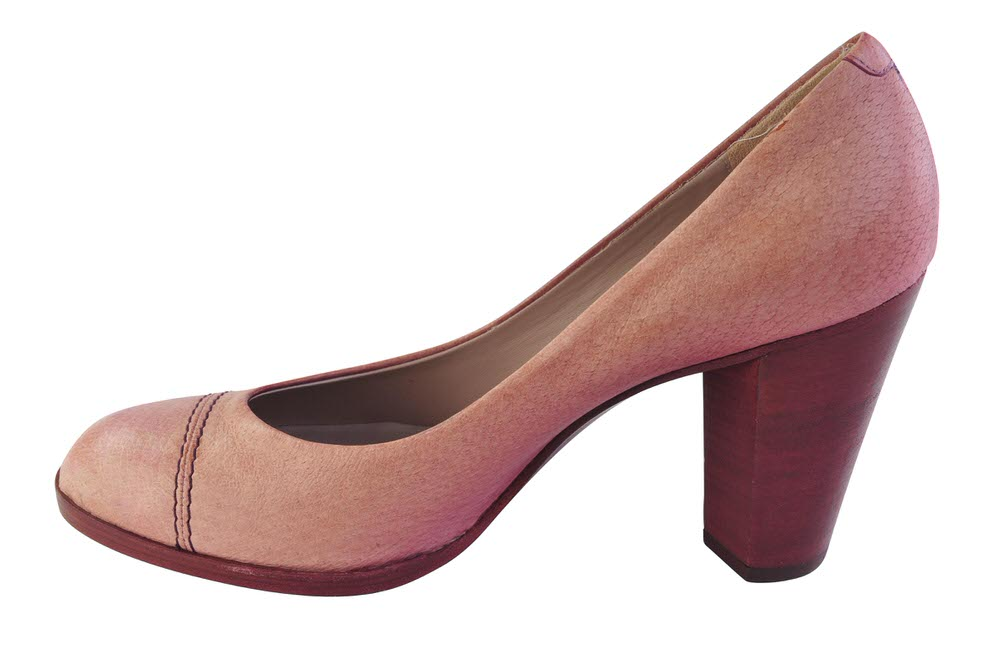 marc by marc jacobs shoes women smooth leather 40 rose ebay. Black Bedroom Furniture Sets. Home Design Ideas