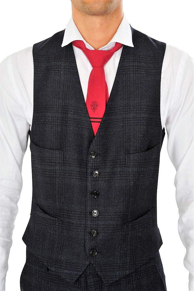 tom ford suit men 39 s 46r us size 36 dark blue wool. Black Bedroom Furniture Sets. Home Design Ideas