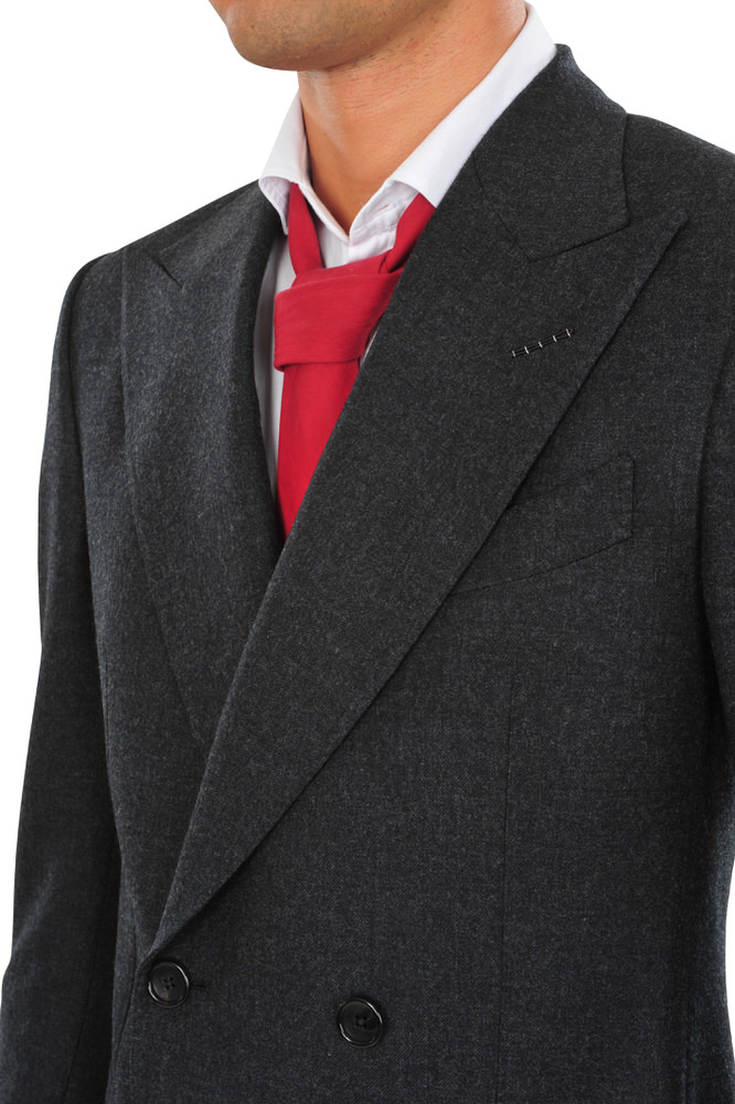 tom ford suit men 39 s 46r r us size 36 dark blue. Black Bedroom Furniture Sets. Home Design Ideas