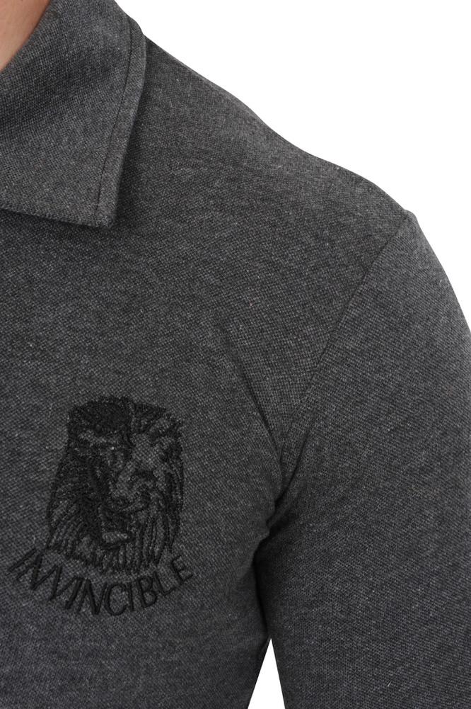 Versus Versace Pull Homme 34 Gris Cotton moucheté   eBay 9d66bf1d8cf